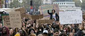 Students protest against Dibrani´s deportation