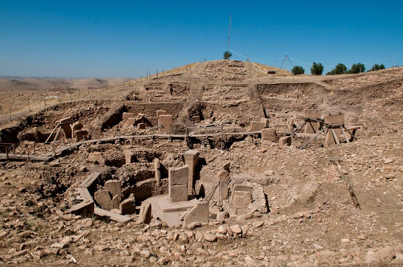 Gobekli Tepe, modern-day Turkey